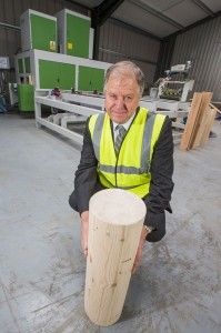 Clifford Jones Timber, Ruthin. Welsh wood products