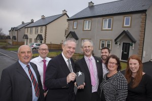 Award for housing scheme breathing new life into Snowdonia village