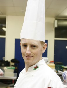 Chef Dion Jones selected to compete for The Roux Scholarship