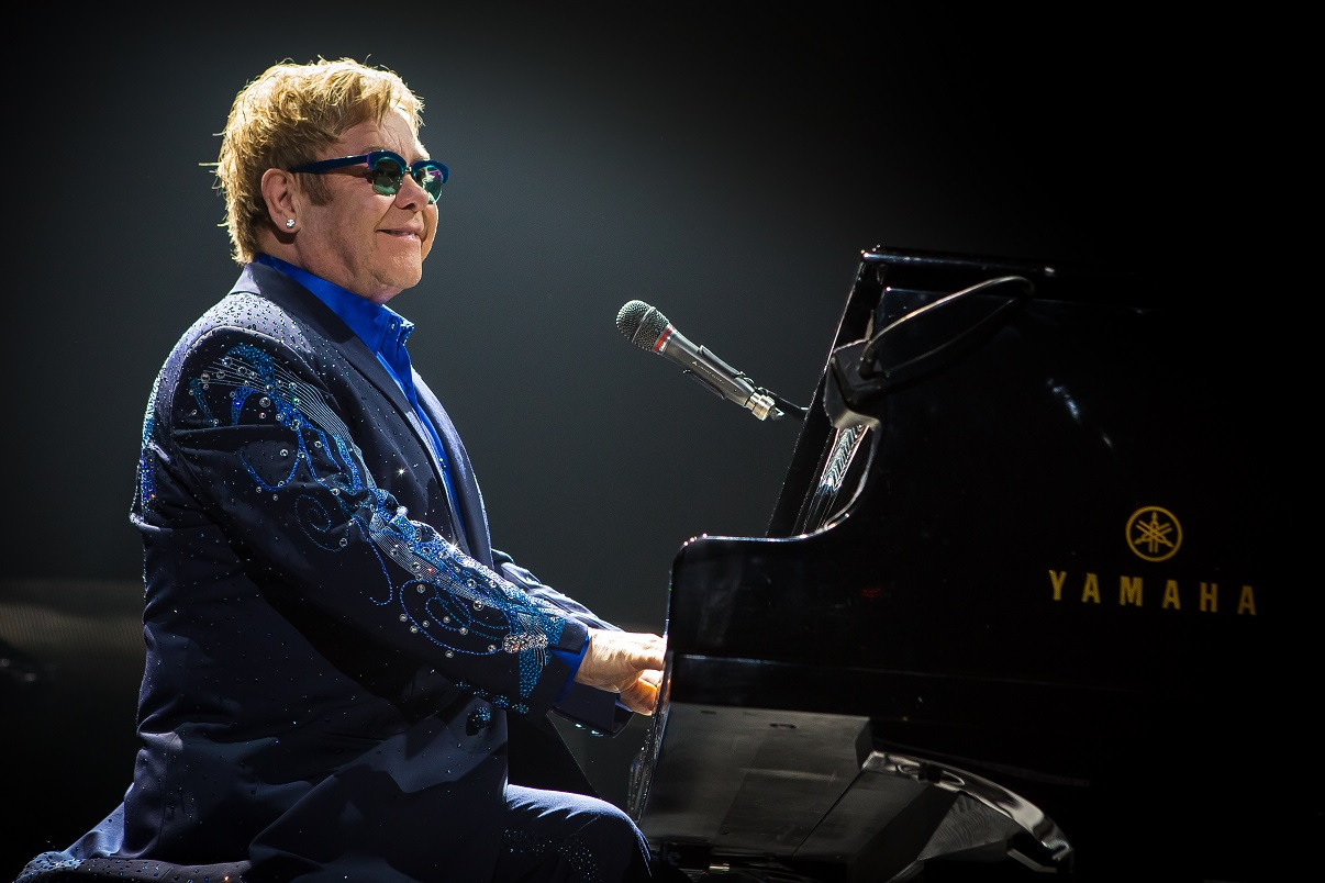 Elton John and The Vamps to play in Colwyn Bay this Summer