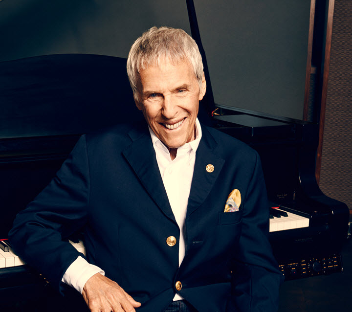 Song-writing legend Burt Bacharach to perform in North Wales for first time