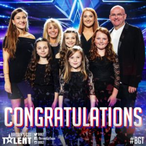 Cor Glanaethwy, Welsh choir with 167 members,  hits all the right notes and become the first Britain's  Got Talent finalists in 2015.