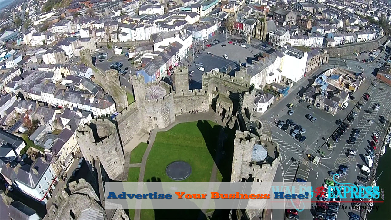 Breathtaking North Wales Aerial Video