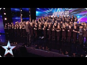 Cor Glanaethwy came third in the final of Britain's Got Talent.