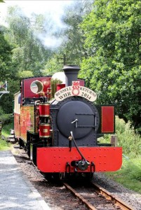 Prince  will be one of  Talyllyn Railway's special guests for the 150th Party between July 3-5. (Photos: P. Trimming and M. Hillman)