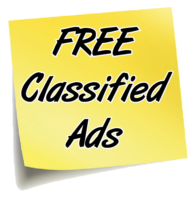 Wales Express' free classified ads. (Click Here.)