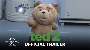 Ted 2 trailer and Review