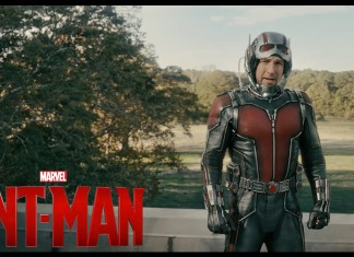 Ant-man trailer and Review