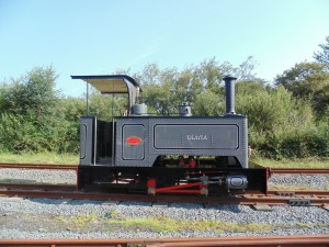 Locomotive Diana will be in service at the steam festival.