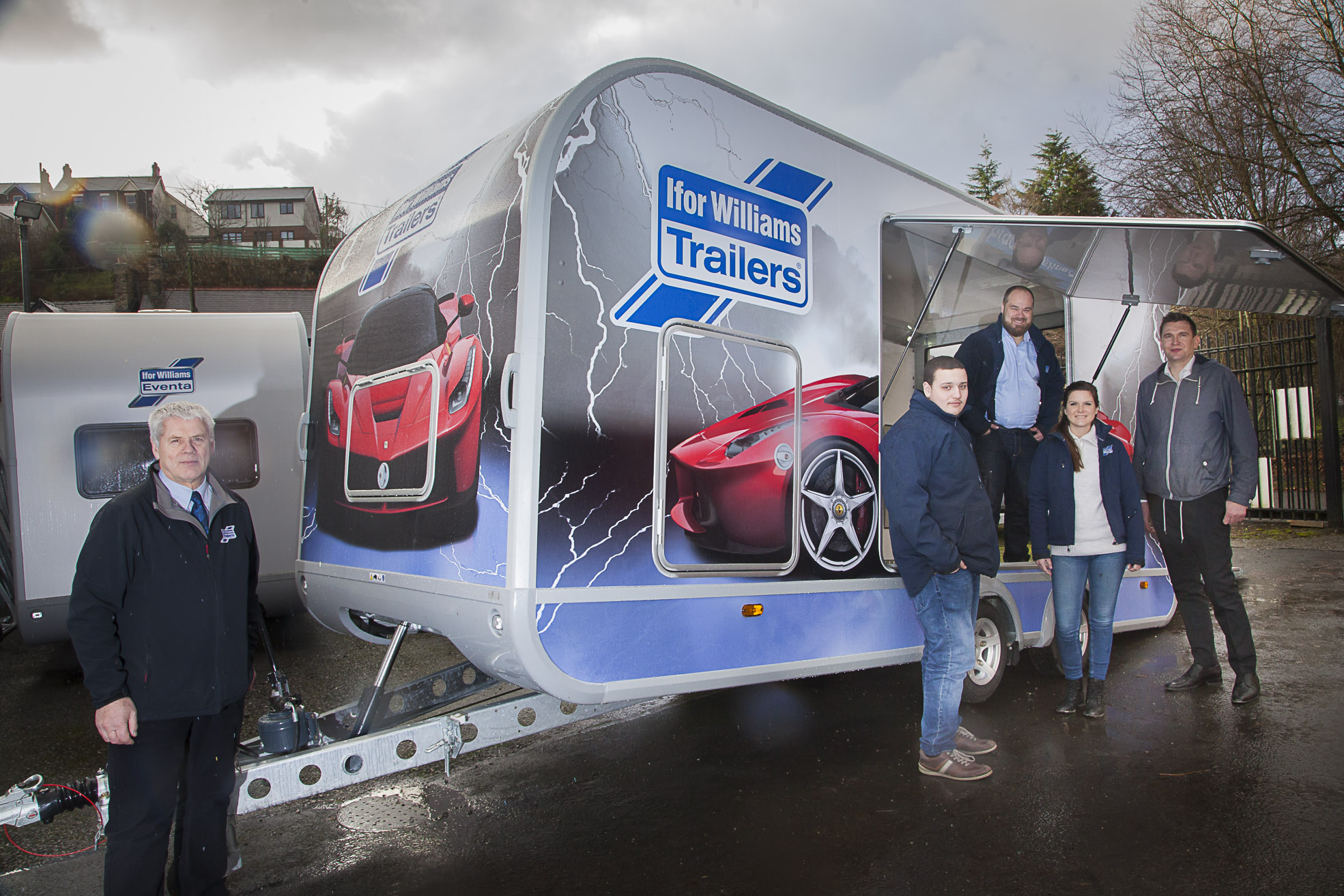 New car transporter puts trailer firm on road to more success