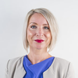 Helen Watson, Chair of IoD North Wales and employment lawyer.