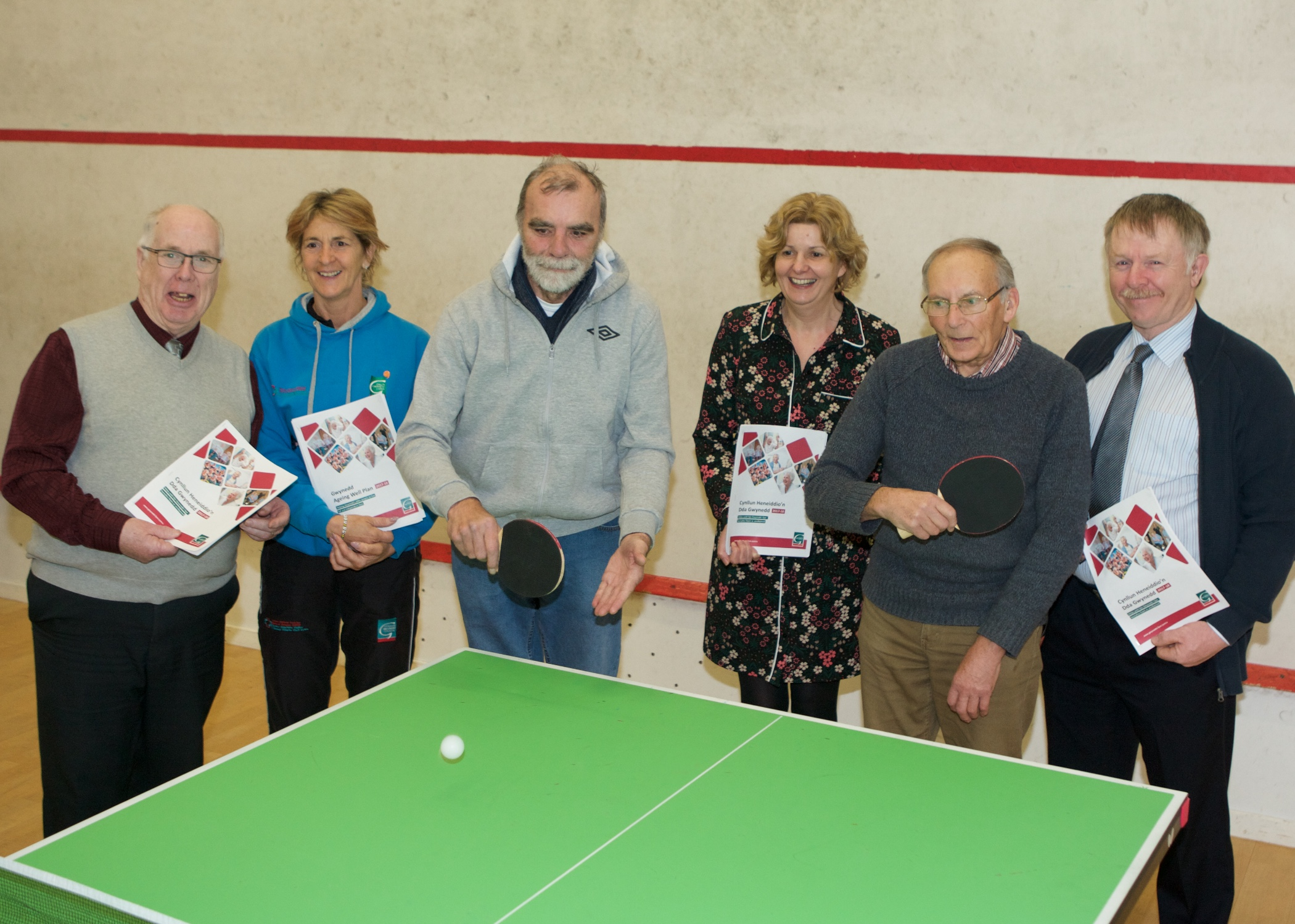 Ageing Well Plan – supporting Gwynedd's older people