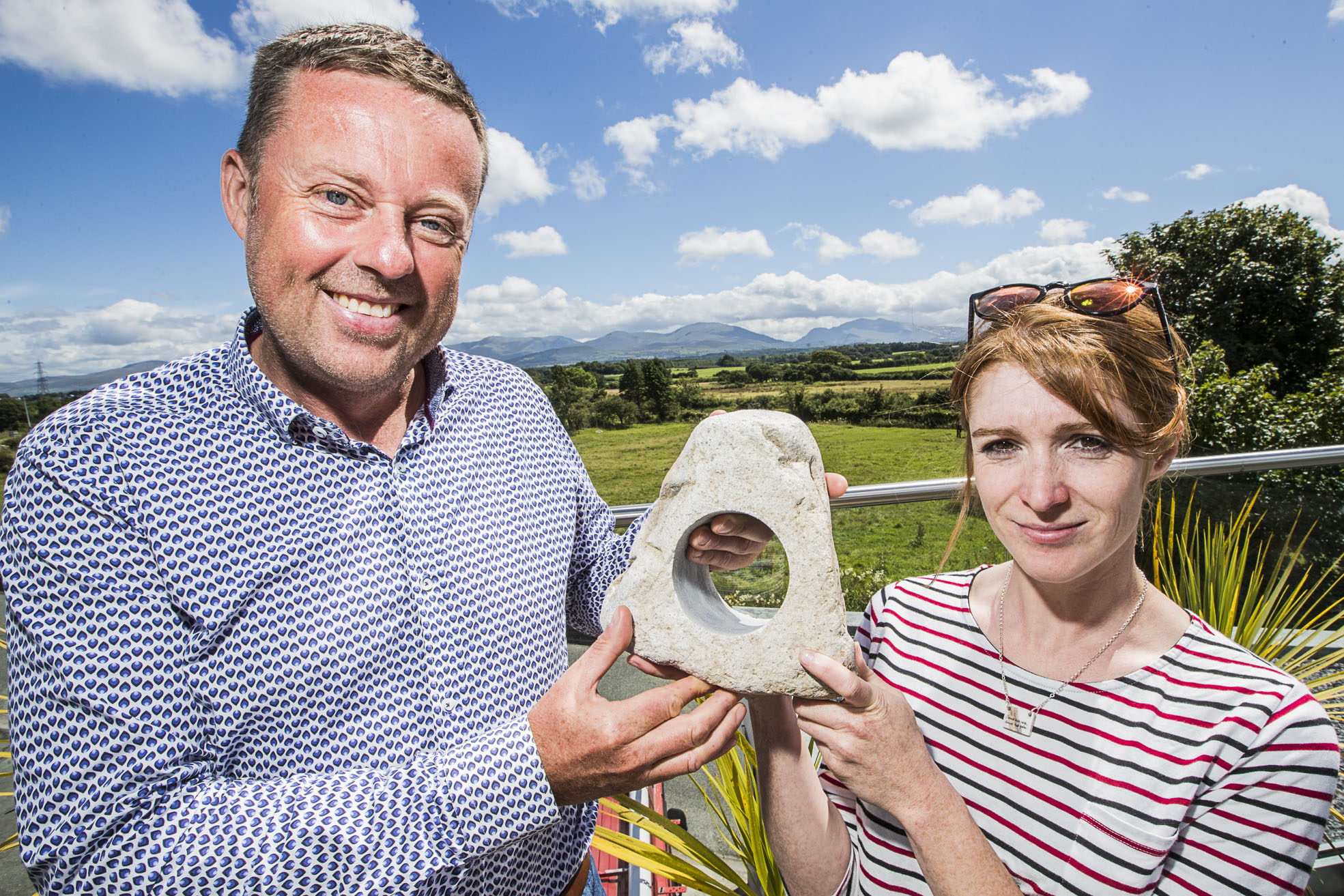 Rocks of ages from Anglesey on show at National Eisteddfod