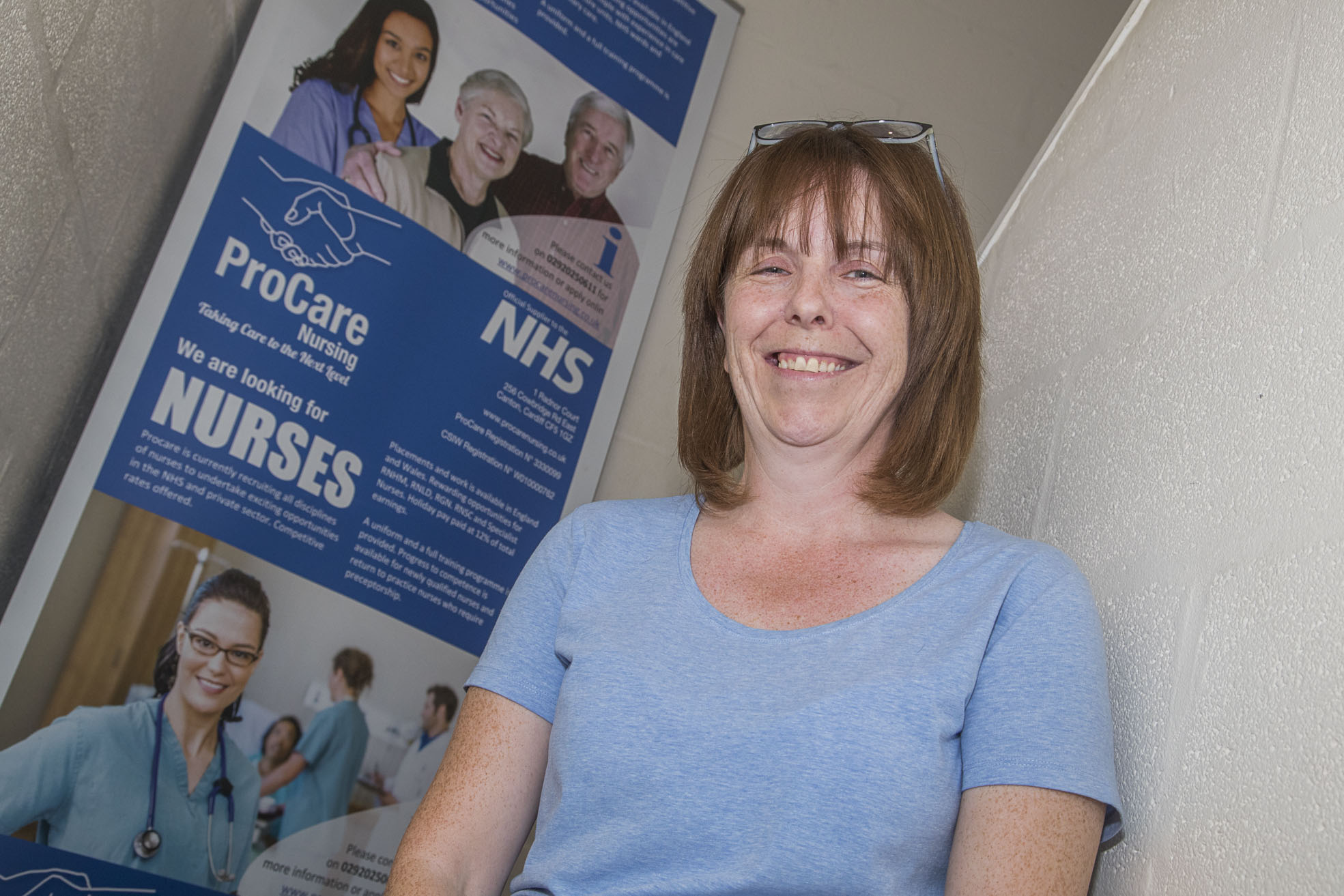 Caring Sara hailed as a role model ahead of Wales Care Awards