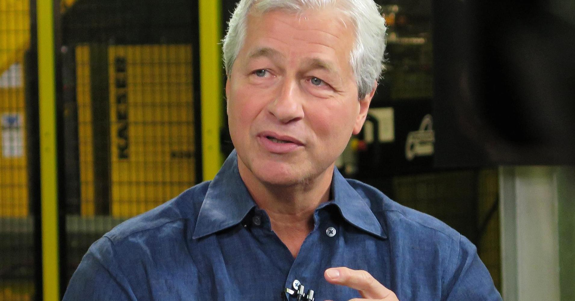 Jamie Dimon, CEO of JP Morgan Chase says he regrets calling bitcoin a fraud