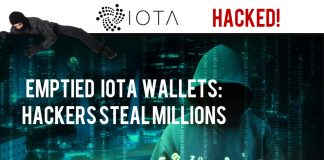IOTA Wallets hacked