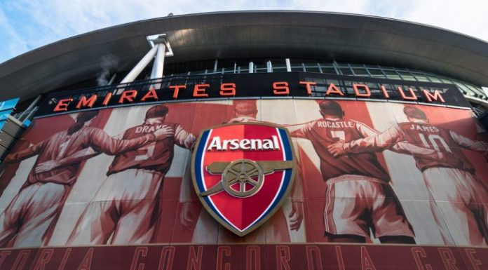 English Football Giant Arsenal FC Lands an 'Official Cryptocurrency Partner'