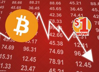 Bitcoin Transaction Fees are Dropping to $1