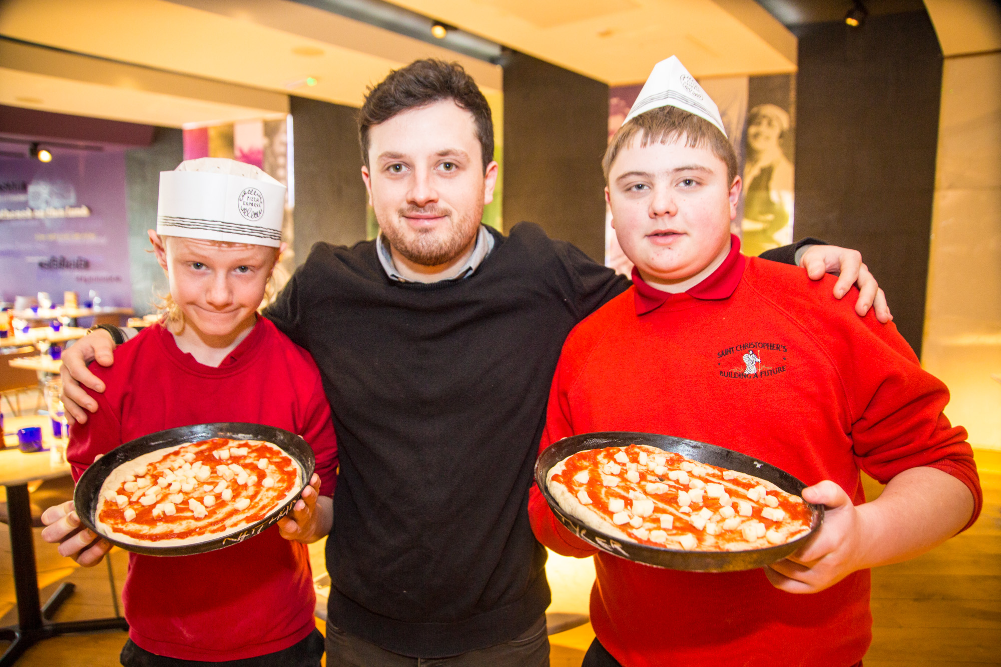 Culinary Kids Get A Pizza The Action At Eagles Meadow News