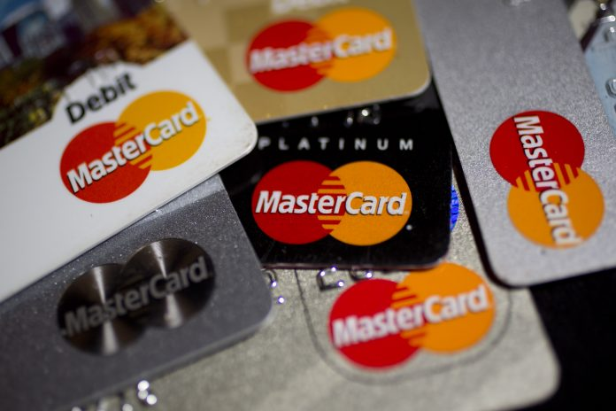 Cryptocurrency purchases are boosting Mastercard