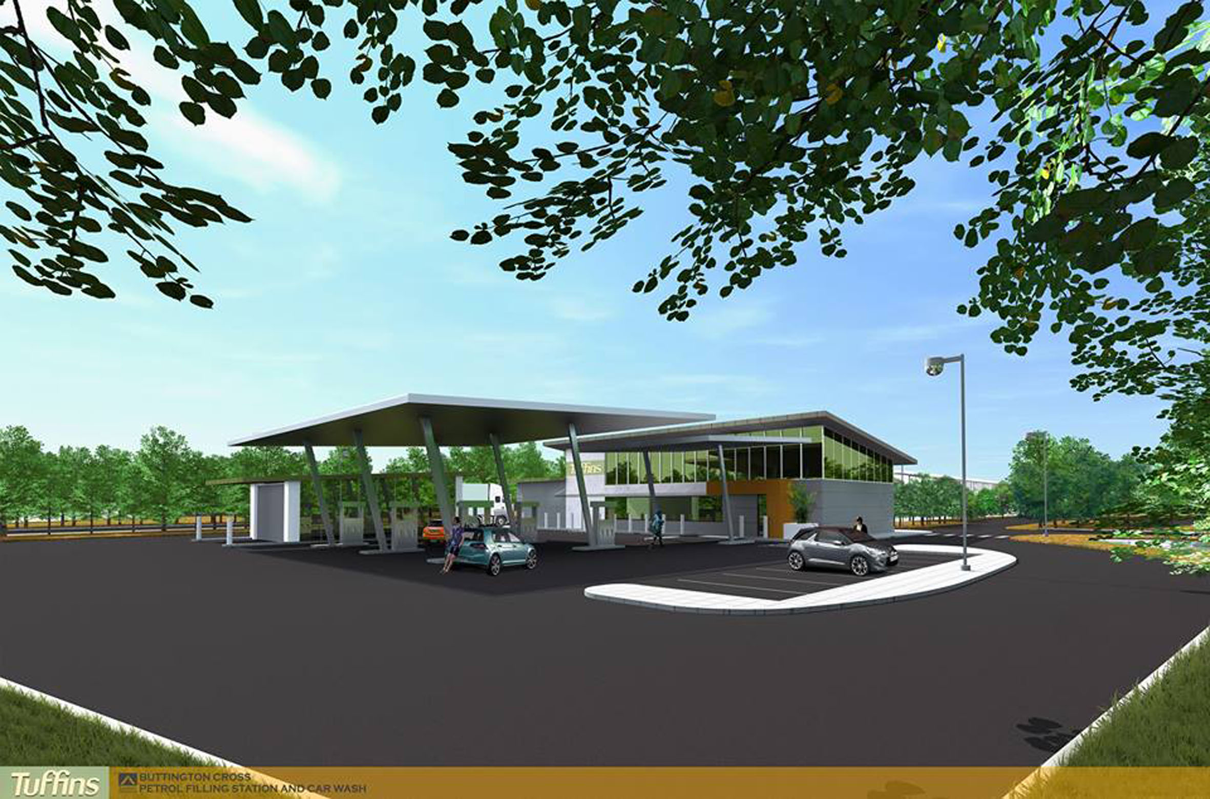 Thirty jobs being created at new Welshpool petrol station and store