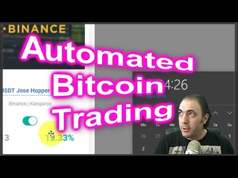 Bitcoin automated trading strategies