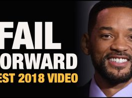 FAIL FORWARD - BEST 2018 MOTIVATIONAL VIDEO