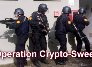 Operation Crypto-Sweep - If it's Not bitcoin shut it down.