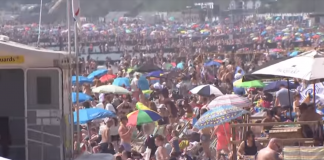 Uk Hottest Day on Record 2018