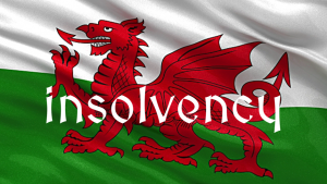 Wales at heightened risk of insolvency is currently lower than the UK average