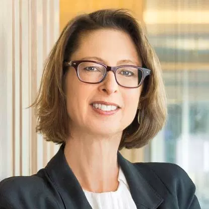 Fidelity CEO Abigail Johnson