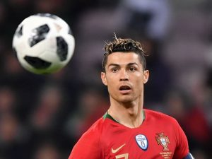 Cristiano Ronaldo's latest statements have overshadowed Portugal's World Cup preparations (FABRICE COFFRINI/AFP/Getty Images)