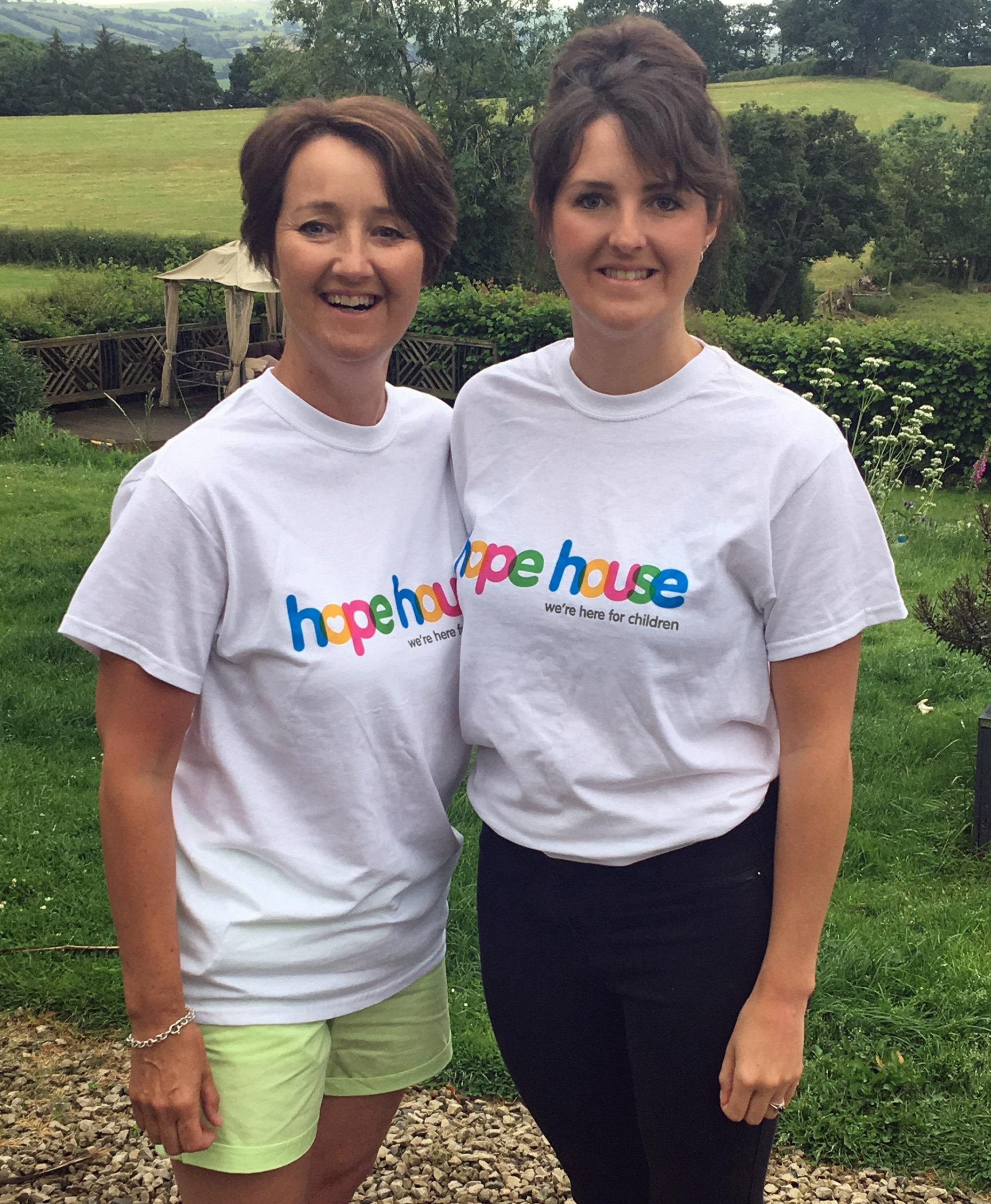 Family member inspires mum and daughter to walk across Wales