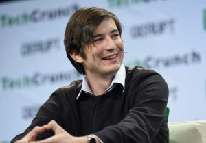 Robinhood CEO. Vlad Tenev image via CB Insights