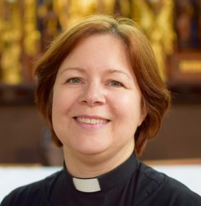 Reverend Canon Tracy Jones