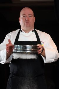 Toby Beevers – going for second Culinary World Cup gold medal.