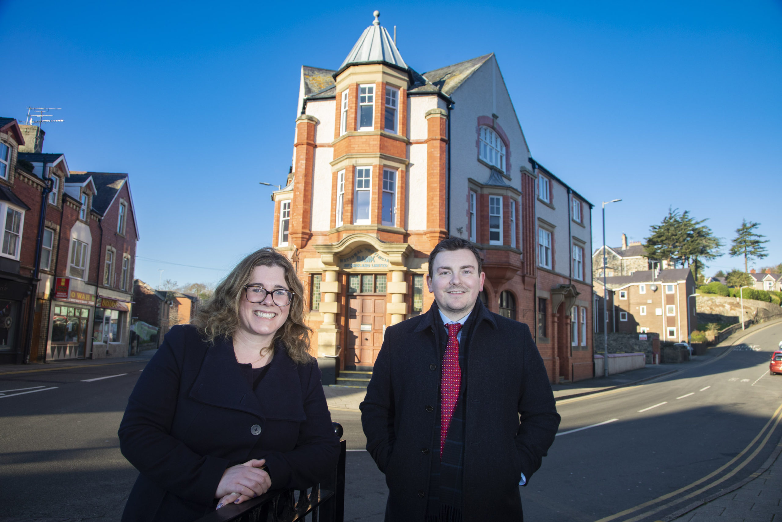 Fast-growing law firm heads west with first Anglesey office in Menai Bridge