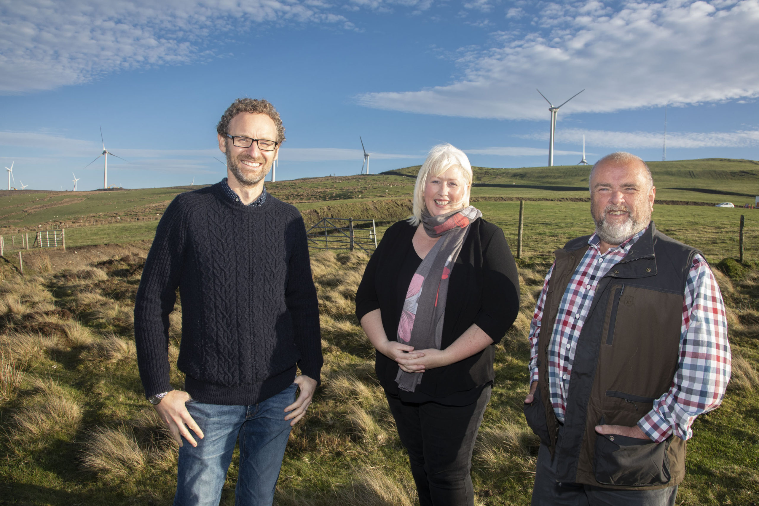 Time to cash in on £4 million windfarm windfall for rural Denbighshire