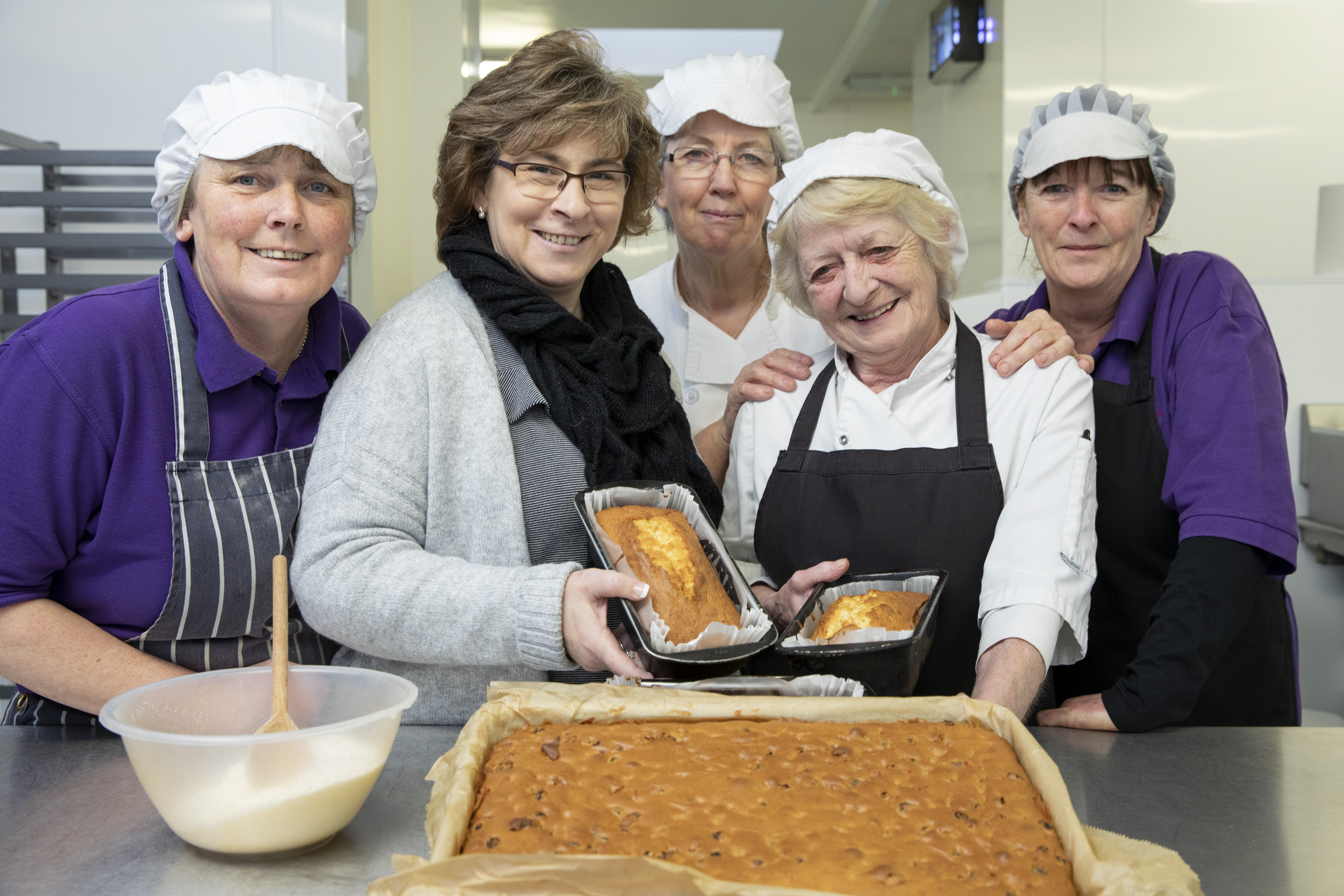 """Pendine Park care home says goodbye to """"very own Mary Berry"""""""