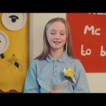 Schoolgirl Efa is the face of inspirational St David's Day campaign celebrating pride in Wales