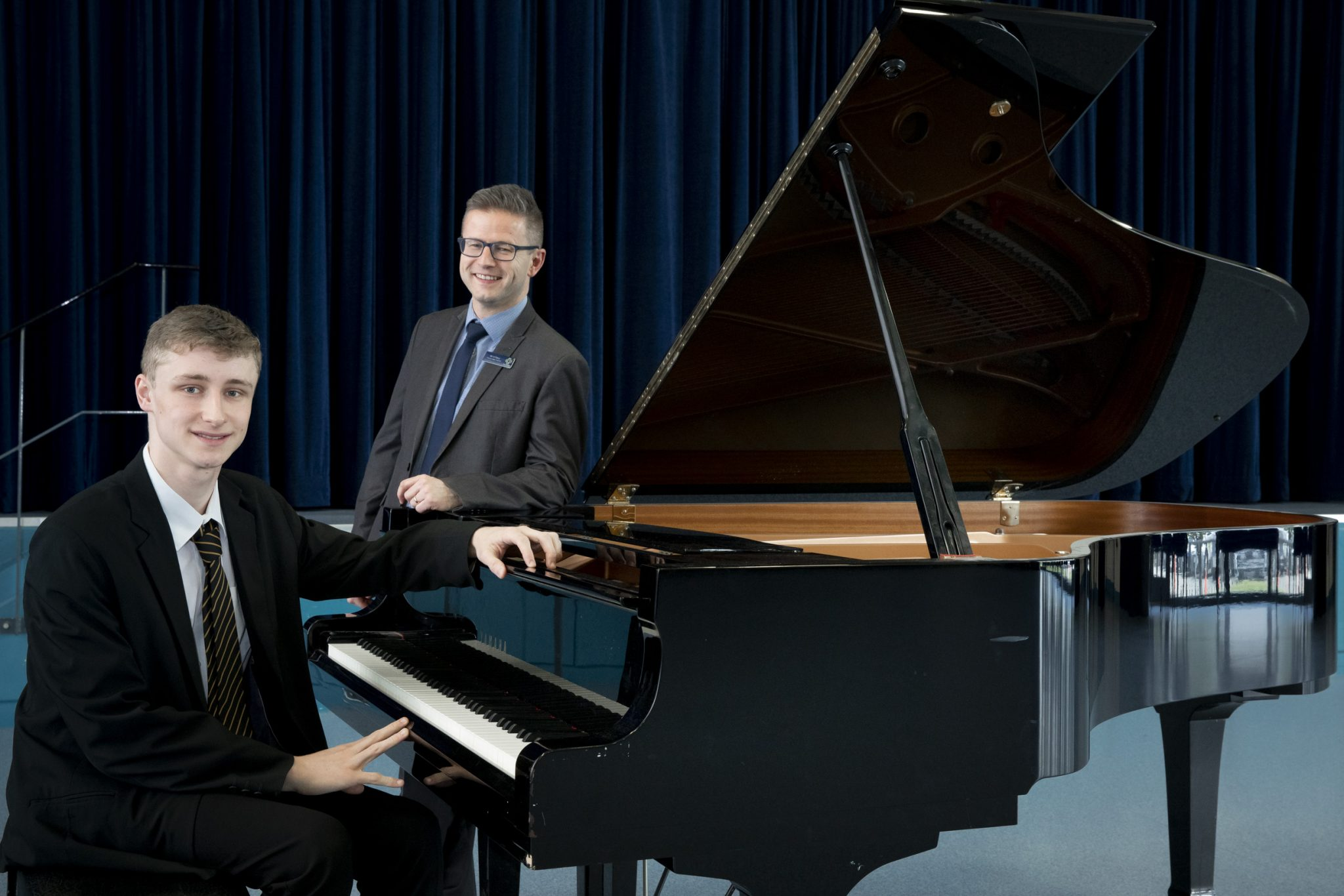 Starring role for young Llandudno piano virtuoso Ellis at music festival