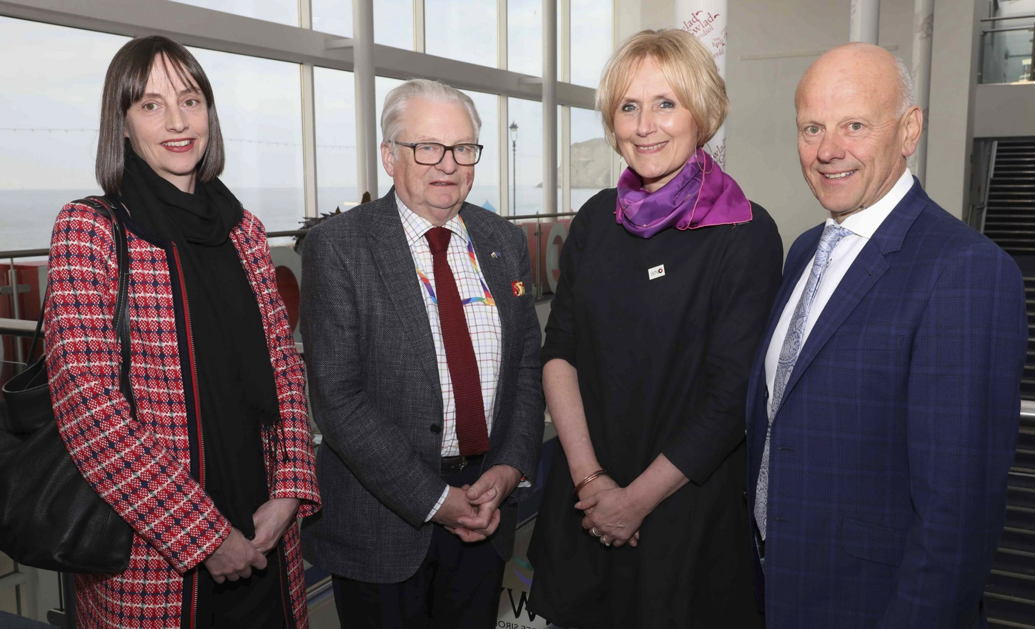 Arts-loving care boss makes operatic overtures to business leaders