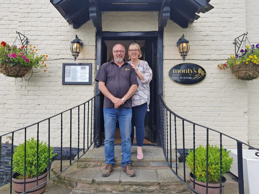Monty's Brewery shortlisted for a Rural Business Award
