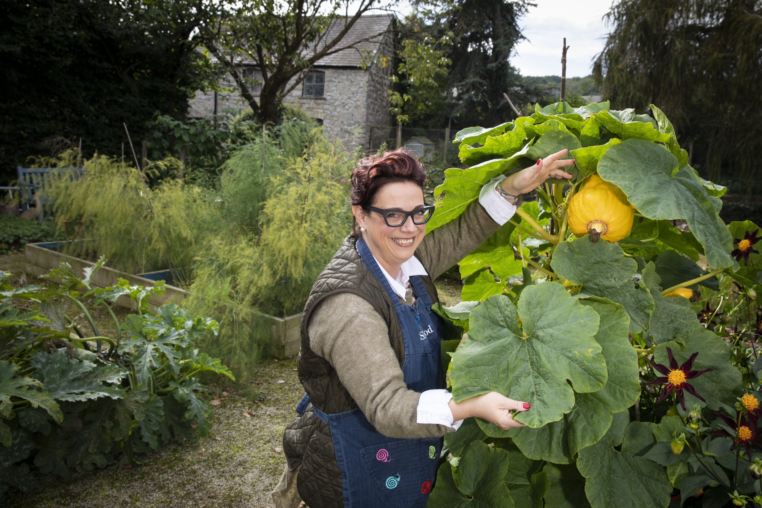 Slow food campaigner has recipe for success with Spanish-Welsh fusion