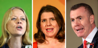 Liberal Democrats, Greens and Plaid Cymru agree pact
