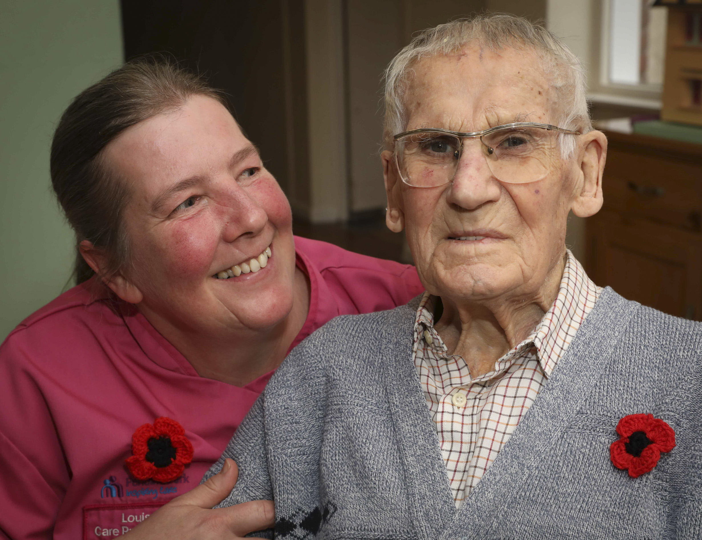 Tributes to Spitfire mechanic Ern who has passed away aged 93