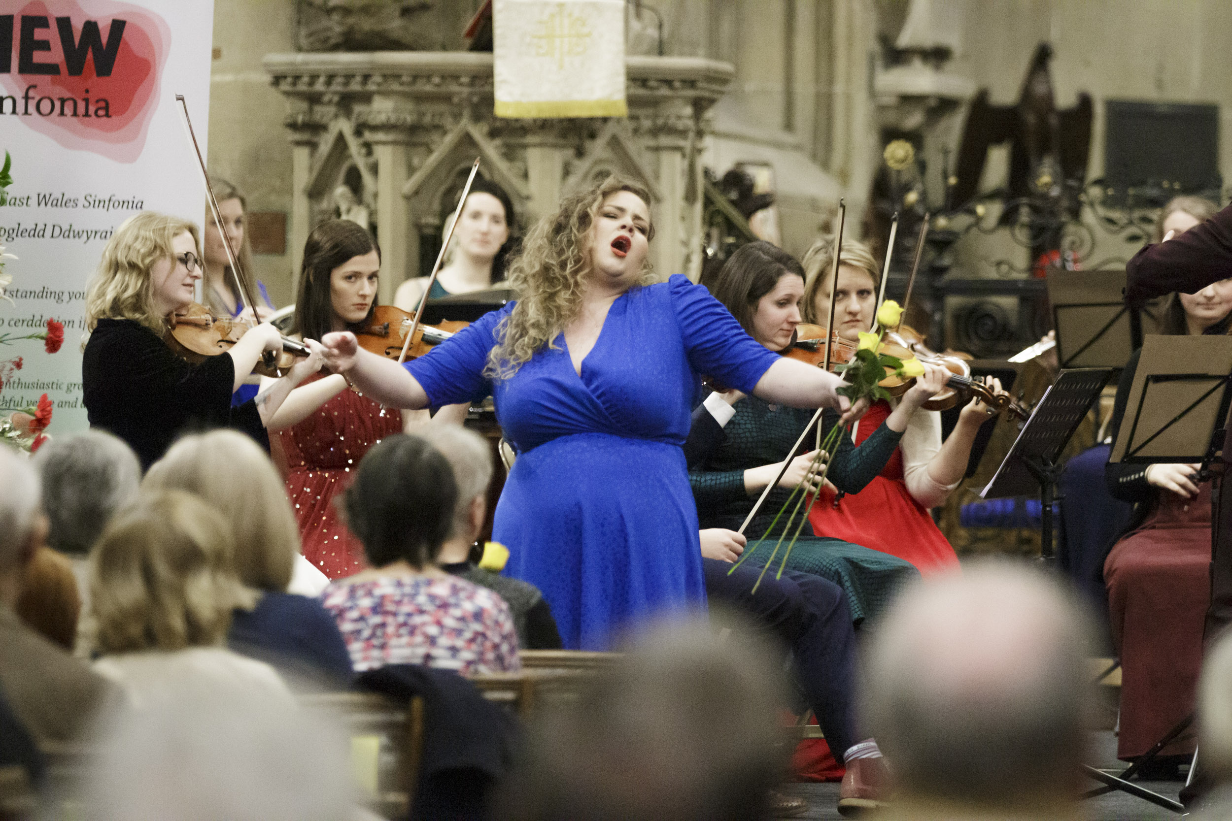 Top orchestra heralds New Year with musical magic in Wrexham