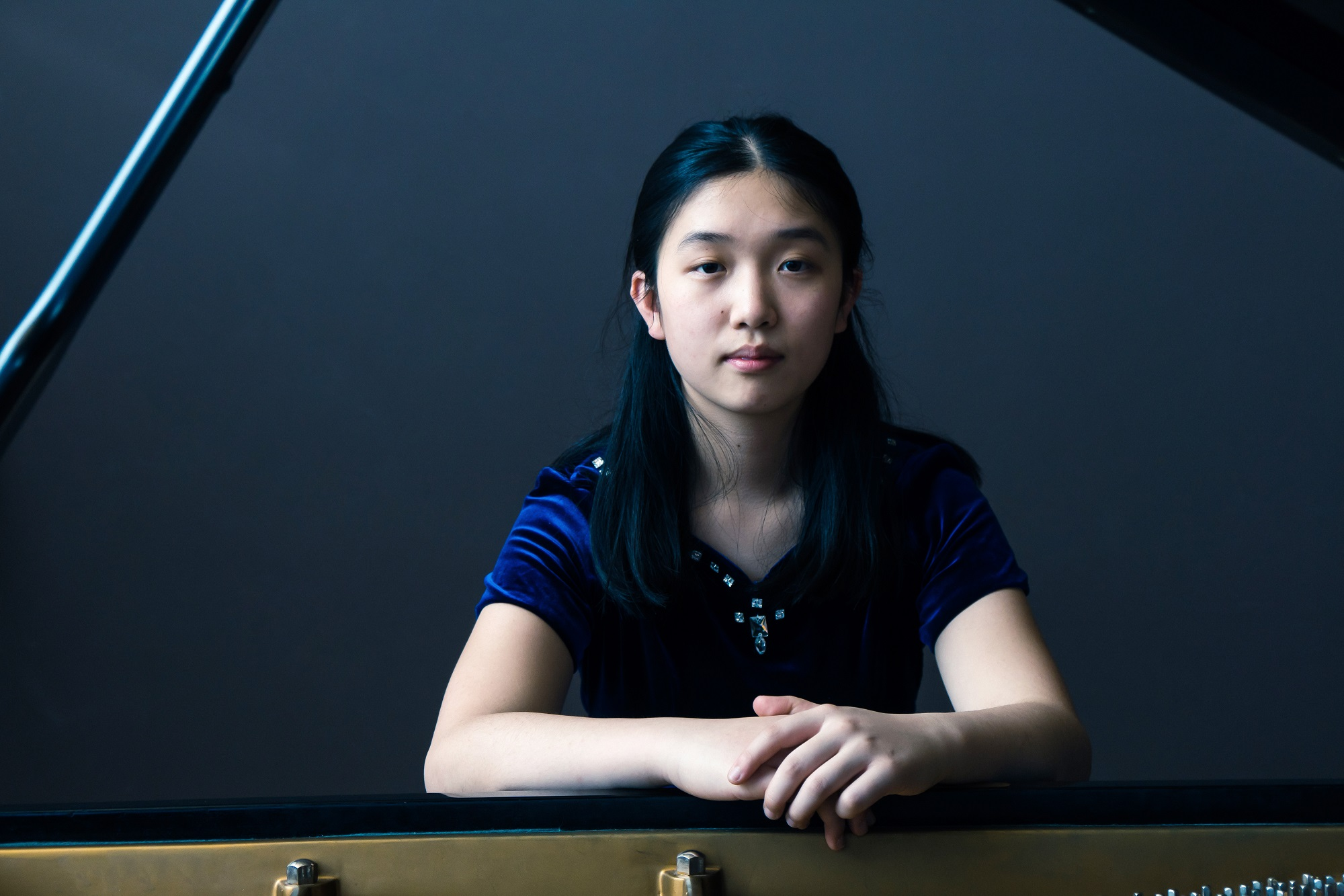 Rising piano star Laura inspires new generation of talent