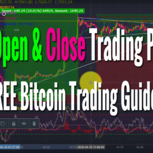 How to Open and Close Bitcoin Trading Positions
