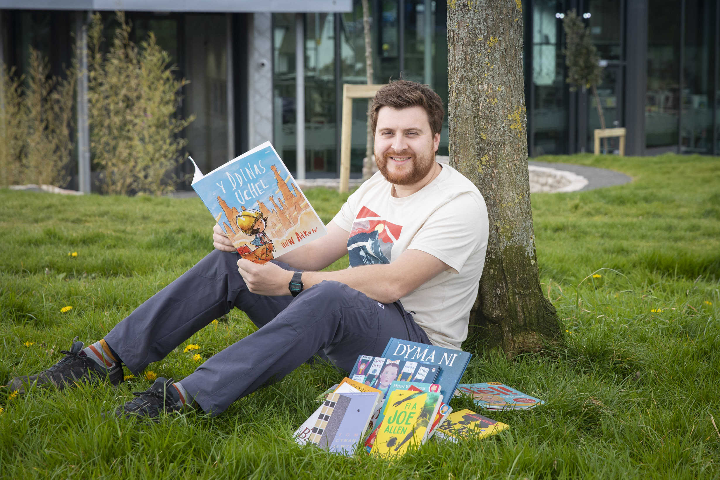 Novel website opens the door to Welsh literature for youngsters during lockdown